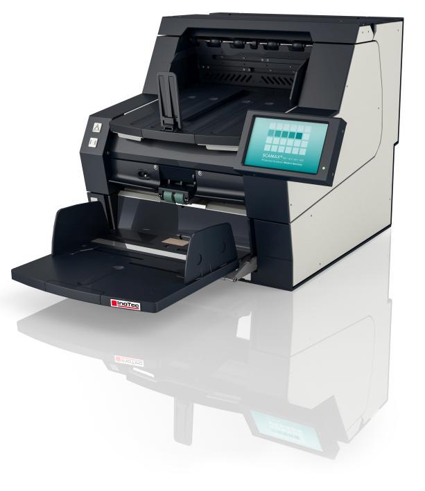 Scamax 6x1, Hoog volume document scanner