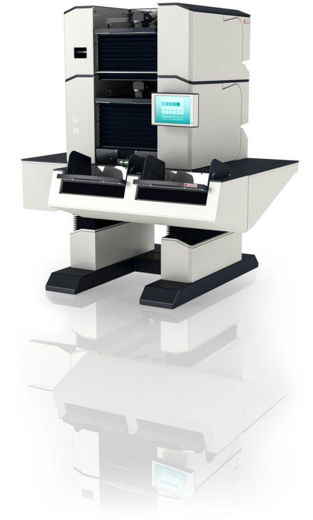 Ultra Hoog-Volume scanner. Het alternatief voor een scanstraat.